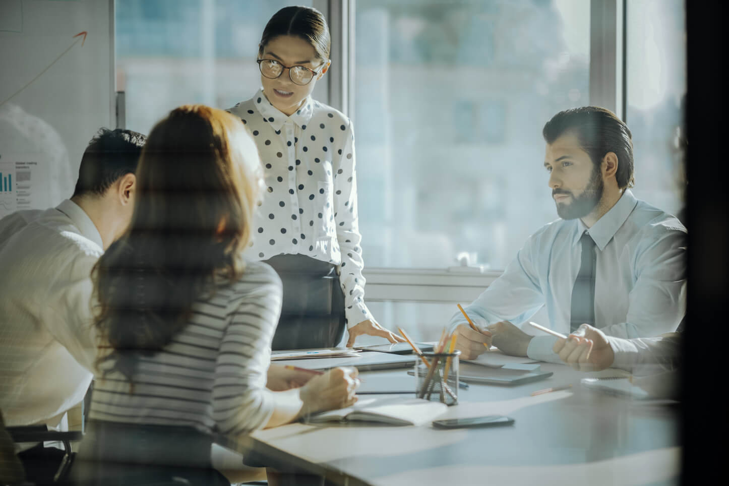 Consultoría de negocios - Análisis de cada departamento