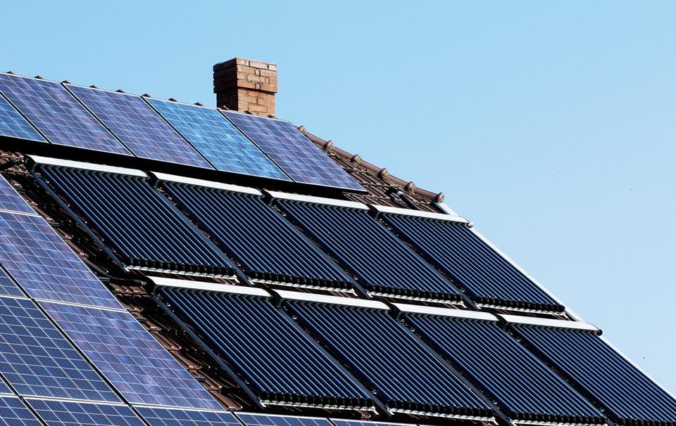 Paneles solares para el autoconsumo en un domicilio