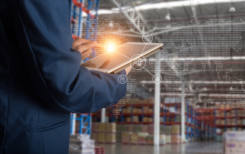 Reduce los costes de almacenaje mediante cross docking