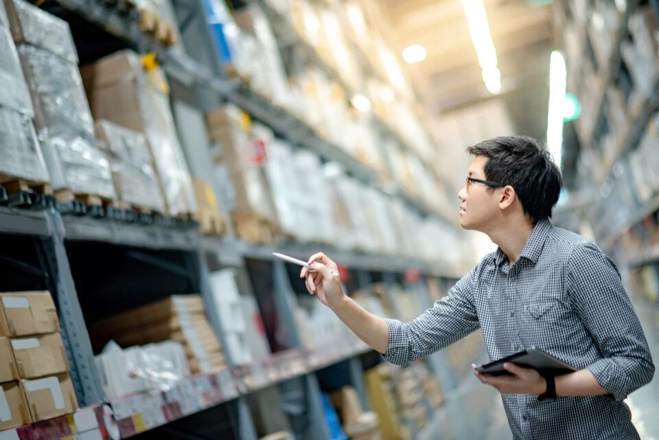 La intralogística es imprescindible para la organización de almacenes
