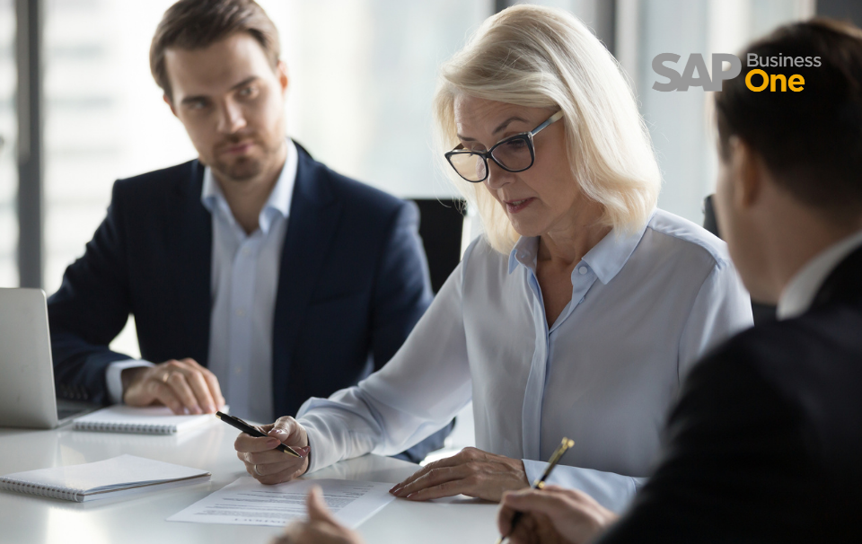 SAP Business One Multiempresa
